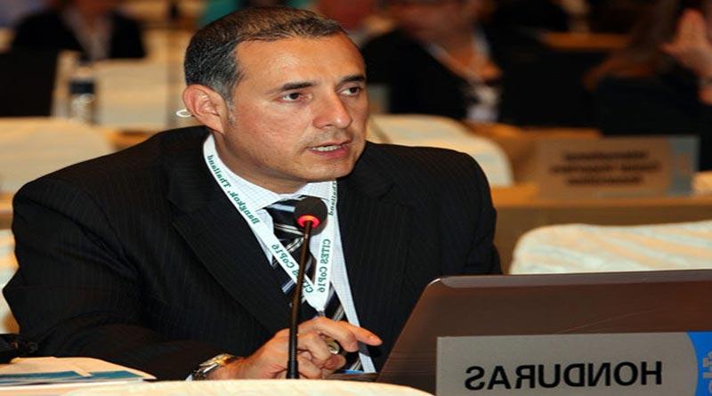 Fiscal General  Adjunto  Rigoberto Cuellar tiene protección política por eso no lo tocan: Carlos Hernández