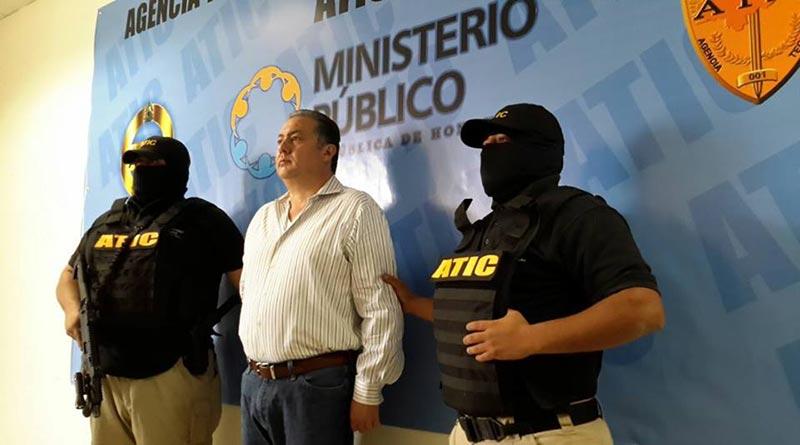 Envían a la cárcel a exviceministro de la Serna, Roberto Dario Cardona