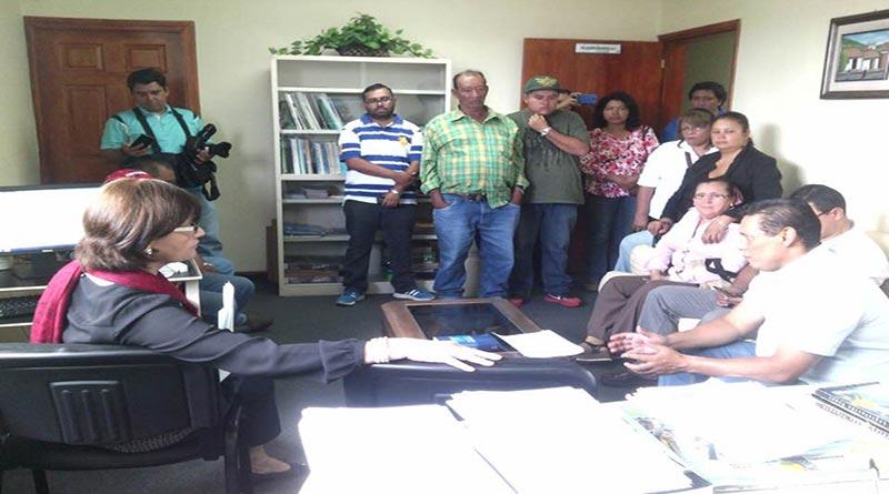 Exempleados de diario Tiempo denuncian ante el Conadeh intimidaciones de Carlos Rosenthal