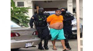 Blanco fue apresado por la policía costarricense