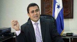 Abraham Alvarenga, procurador general de la república
