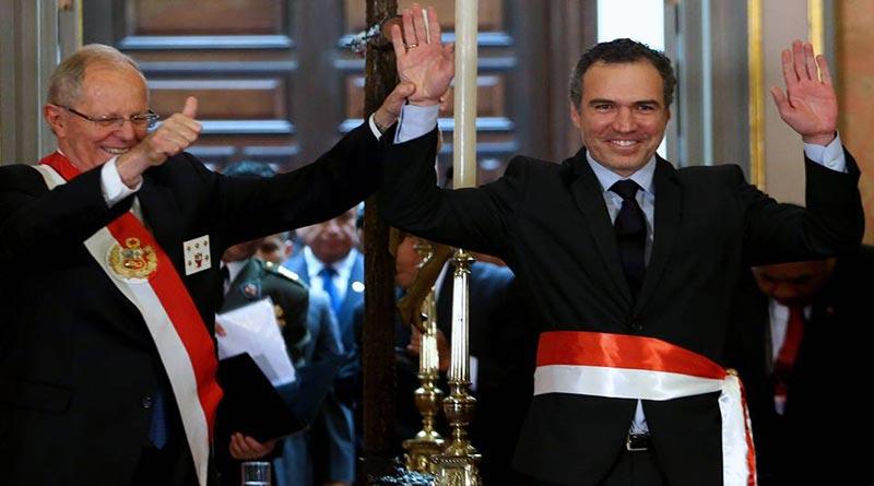 """Actor """"narco"""" se convierte en  ministro de Cultura en Perú"""
