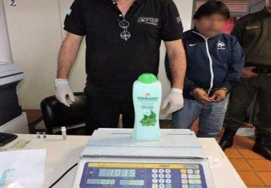 Cocaína en crema, el nuevo invento de los narcotraficantes