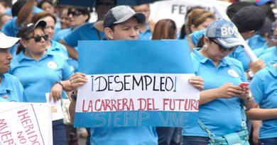 COHEP pide a gobierno de JOH que declare emergencia por desempleo