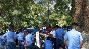 Los estudiantes permenacen vigilantes de las acciones que pretende realizar Marlon Escoto