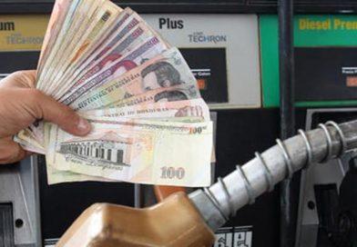 Hondureños seguirán pagando alto costo por combustibles