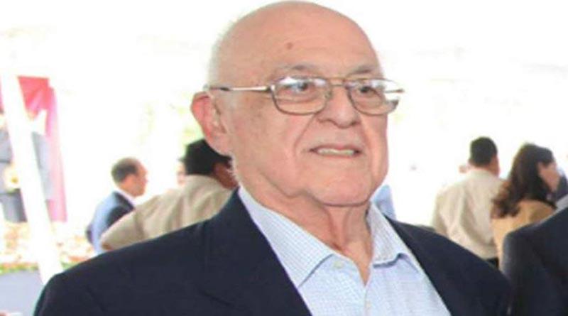 Internan de emergencia al empresario Jaime Rosenthal Oliva