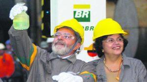 La trama se llevó a cabo durante la administración de Lula Da Silva y Dilma Roussef.