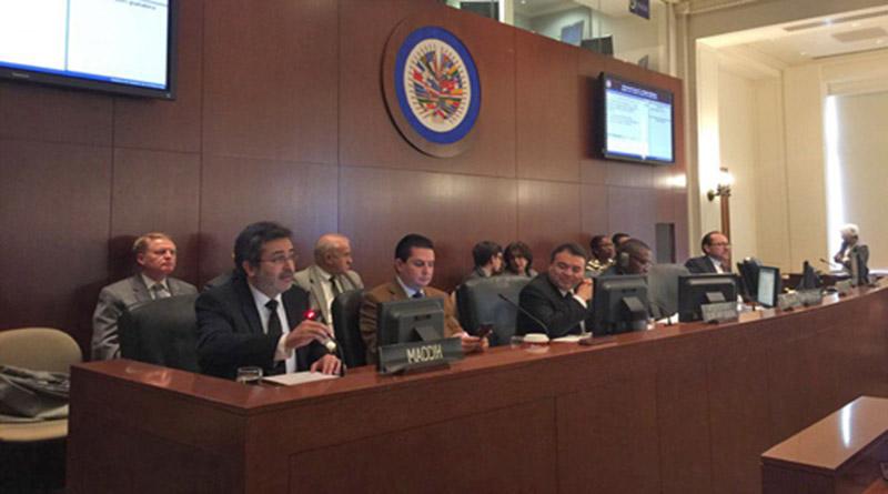 A la espera que justicia sea severa en caso IHSS, MACCIH presenta primer informe a la OEA