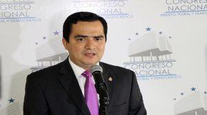 Mario Pérez, secretario del Congreso nacional de Honduras.