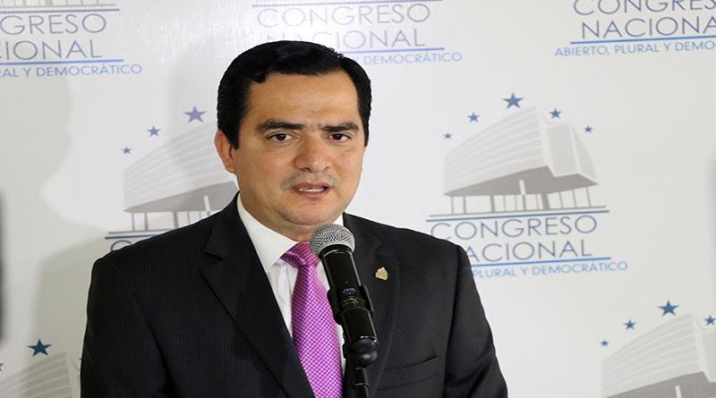 Propuesta de diputado Mario Pérez