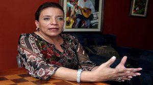 La exprimera dama de la nación señaló que ya se hartó de tanto ataque de parte del periodista Romero