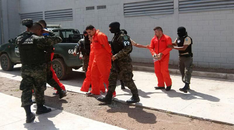 centros penitenciarios de Honduras