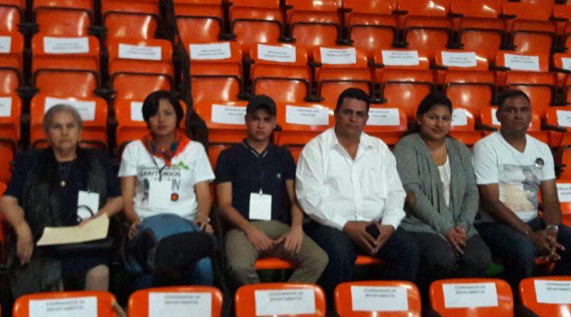 Familia de Berta Cáceres