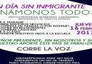 """Se propaga en las redes la convocatoria a """"un día sin inmigrantes"""""""