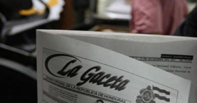 Por fin publican Fe de Erratas sobre inconsistencias de ley de financiamiento político