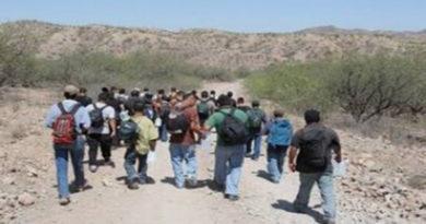 hondureños retornados al país