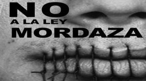 """Ley mordaza"""