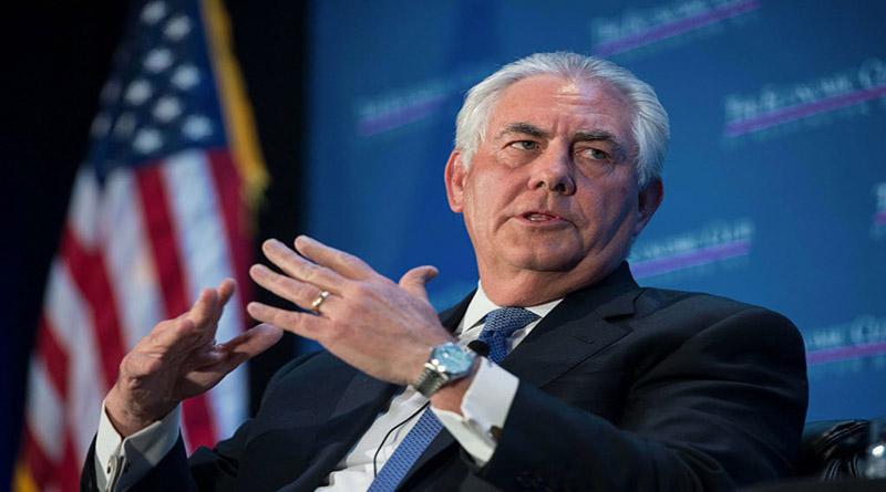 Proceso de Honduras y Venezuela no son iguales: Rex Tillerson