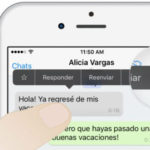 Sabías que WhatsApp permitirá editar o deshacer los mensajes enviados