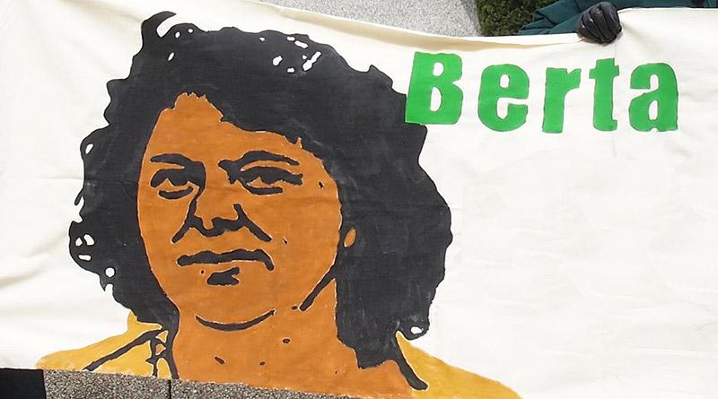 """Greenpeace otorga  premio postumo """"Artemio Precioso"""" a Berta Cáceres"""