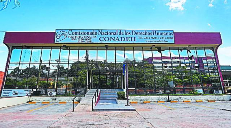 CONADEH abre línea telefónica para la denuncia de delitos políticos