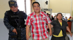 Fredy Nájera se declara culpable