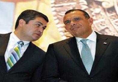 Los narcos cantan y Honduras se agita pero no se tambalea
