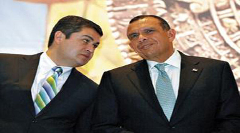Pepe Lobo dice que Juan Hernández no podrá callar la descomunal corrupción