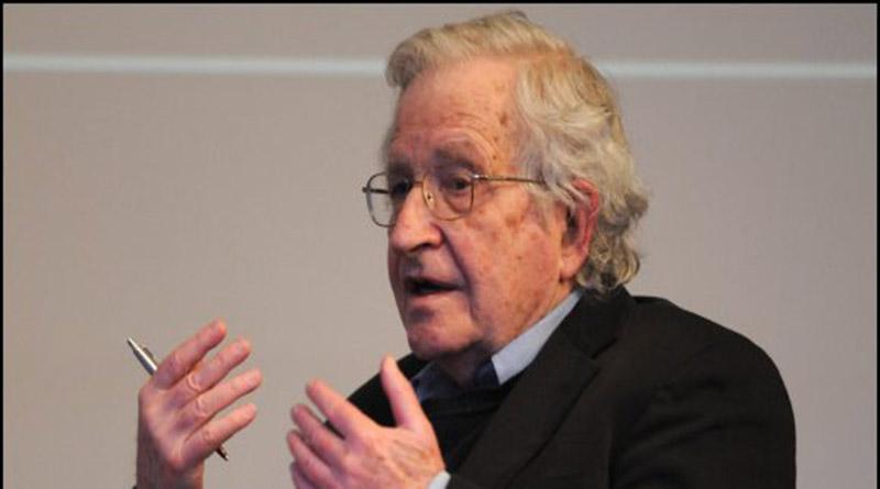 Chomsky vaticina nueva crisis financiera mundial conducida por altos precios