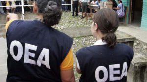 Expertos electorales OEA