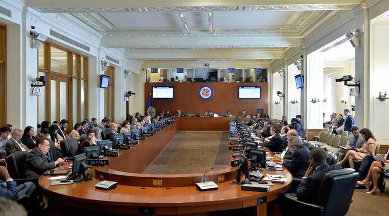OEA convoca para el lunes a  reunión extraordinaria para analizar situación de Venezuela