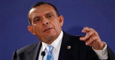 Pepe Lobo denuncia que desde el Estado hay un plan para asesinarlo