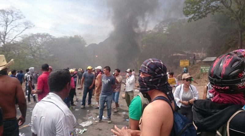 Pobladores de Reitoca anuncian que irán a la MACCIH a denunciar al Ministerio Público