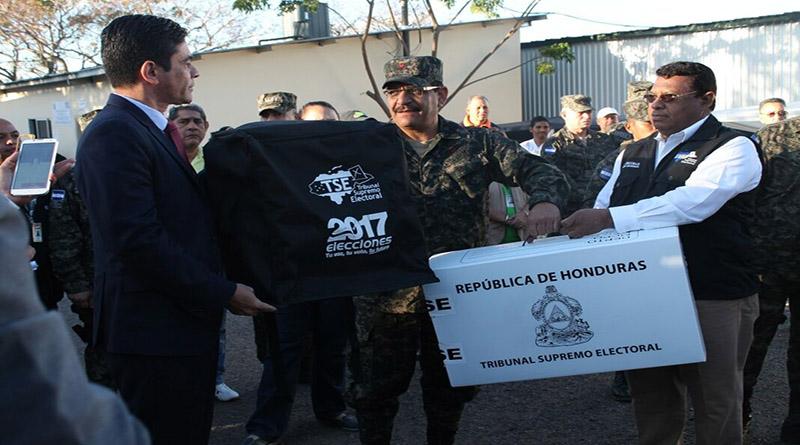 Militares de Honduras