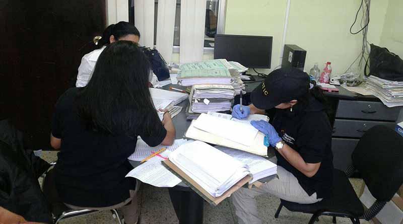 Secuestran documentos relacionados al caso  DESA-Agua Zarca