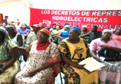 Defensora de derechos humanos alemana pide protección para pueblo Garífuna