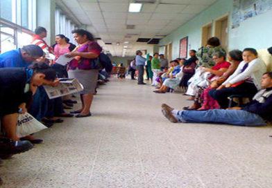 Mora quirúrgica supera los 13 mil pacientes en Honduras