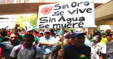 Honduras debe frenar política extractivista y garantizar derechos humanos de las poblaciones en riesgo