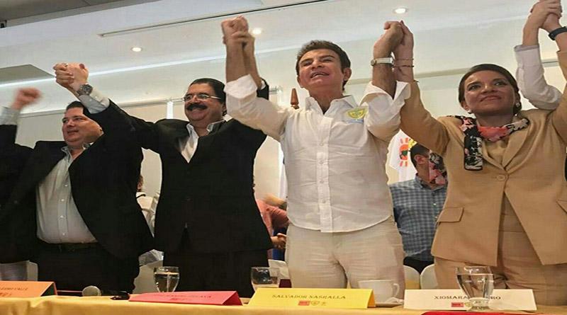 Alianza, Salvador Nasralla
