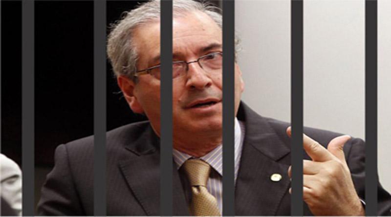 15 años de carcel para diputado que impulsó destitución con Dilma Rousseff en Brasil