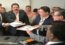 Alianza Libre-PINU inscribe a Nasralla como su candidato presidencial