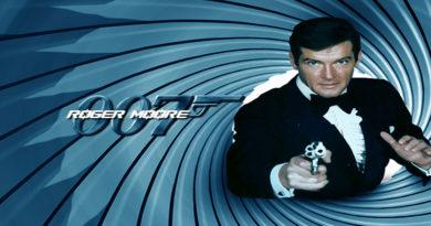 "Muere Roger Moore, el legendario ""James Bond"""
