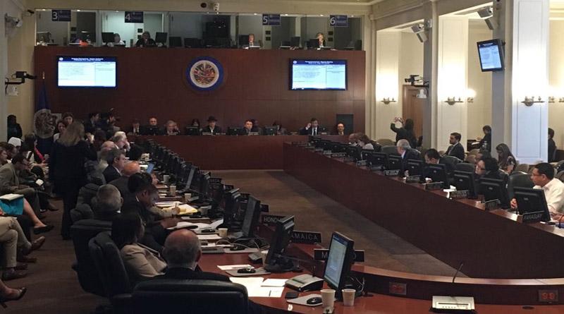 Consejo Permanente de la Organizacion de Estados Americanos