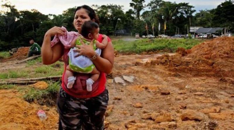 Mujeres de las FARC-EP celebran su primer Día de las Madres en paz