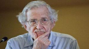 Análisis de Noam Chomsky