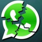 No crea falsa explicación del apagón de WhatsApp ni comparta más ese mensaje