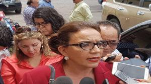 Entrevista Xiomara Castro