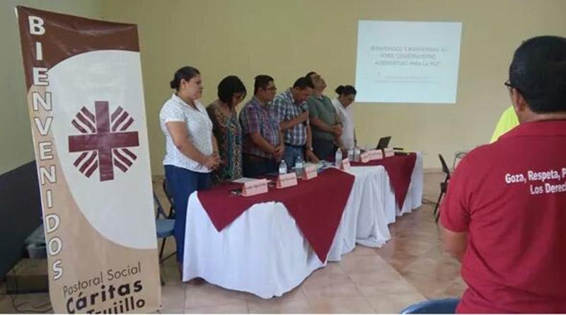 Pastoral Social Caritas, Apocalipsis