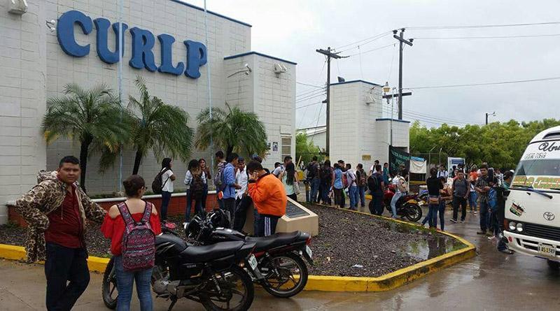 UNAH anuncia cancelación de periodo en regional de Choluteca